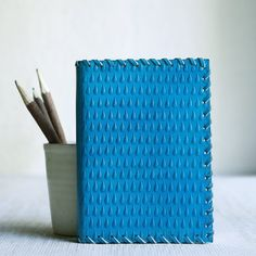Valentines Day Gifts Leather Journal Diary Sketchbook Personal Notebook Blank Handmade Turquoise Blue Composition Notebook Travel Record Book 5 x 7 Unlined 90 Pages Office Paper Supplies * Check out this great image  : Valentine Gifts