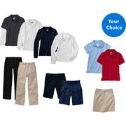 Kids Uniform Outfit Set, Your Choice