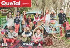 Portada Noviembre | Quetal