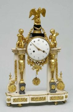 1785: Mantel Clock