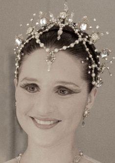 Ballet Tiara. Snow Queen, possibly.