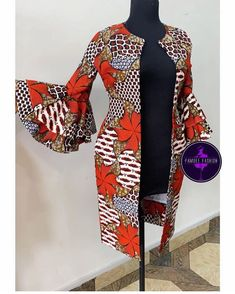 Mode Africaine ankara Brief Wedding ceremony Clothes: For an Casual Wedding ceremony Ceremony Brief Women's Dresses, Ankara Dress Styles, Trendy Ankara Styles, African Fashion Ankara, Latest African Fashion Dresses, African Dresses For Women, African Print Dresses, African Print Fashion, Africa Fashion