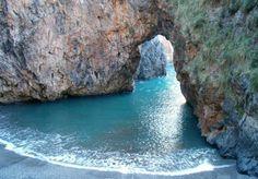 Arco magno . San Nicola Arcella Cosenza (Calabria)