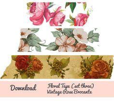 Floral Tape Set Three – Download