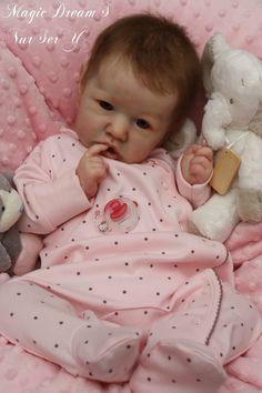 Abigail Jade is a beautiful reborn baby girl