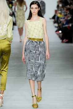 Matthew Williamson Spring 2014 Ready-to-Wear Collection
