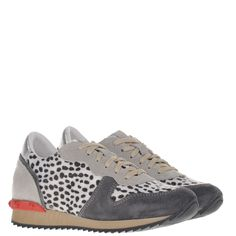 Poelman dames sneakers spots