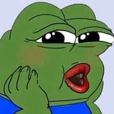 Pepe The Frog — this blog is a trAVEsty by posting these once rare...