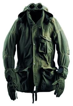 Past C.P. Company's Goggle Jacket Archive