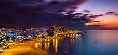 A Coruña en La Coruña, Galicia