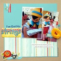 Gallery - Submitted to Scrapbooking Family Vacations with Nancy Damiano - Two Peas in a Bucket