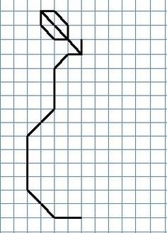 Perspective Drawing Lessons, Graph Paper Art, Pre Writing, Preschool Learning, Summer Kids, Math Games, Kids And Parenting, Diy For Kids, Pixel Art