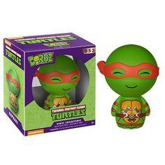 Teenage Mutant Ninja Turtles Dorbz Raphael Figure