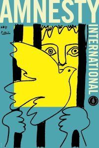 Picasso Amnesty International Poster
