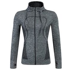 Gym Sweat à capuche Veste Survêtement Entraînement Fitness Hiver Chaud Pull