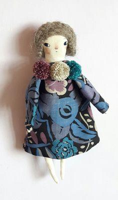 Kara - an art doll / Melodie Stacey