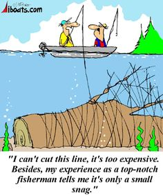 Fishing Jokes Humor for Sale