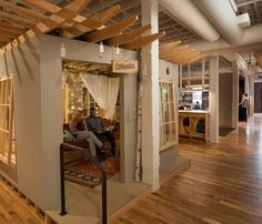 Airbnb's Portland Office Is A Cozy, Relaxing Work Environment For Its Staff - DesignTAXI.com