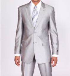 Like this color suit for Eric and the groomsmen