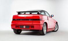 1992 ALFA ROMEO SZ Alfa Romeo Cars