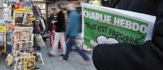 UK Police Investigate Purchasers Of Charle Hebdo Mohammad Issue