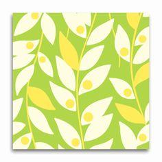 Lindy Leaf - green