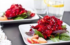 Spring Clean Raw Beet, Carrot, and Apple Salad Recipes