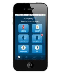 EmergencyLink Mobile App - www.emergencylink.com #webdevelopment #drupal #emergencylink