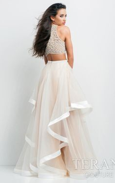 Nice Beautiful two piece prom dresses 2016-2017 Check more at http://24myfashion.com/2016/sexy-two-piece-prom-dresses-2015-2016-2017/