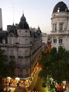Buenos Aires...
