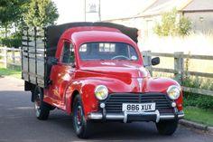Peugeot 203C Pickup 1954. ========================= Bonjour, pour les bijoux Gaby Féerie => http://www.alittlemarket.com/boutique/gaby_feerie-132444.html