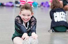 Looking for a fun and fabulous team sport for kids? 5 Minutes for Mom co-founder, Janice Croze, shares why her daughter is cheering for cheerleading...    The Perfect Sport for Her  It never would have occurred to me …
