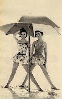 Vintage swimsuits