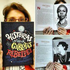 Livro conta história de 100 mulheres reais inspiradoras