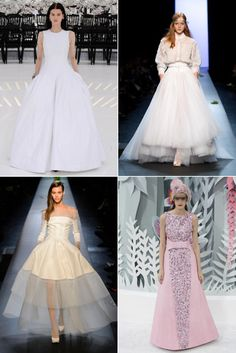 Spring/Summer 2015 Couture Trends | Love My Dress® UK Wedding Blog