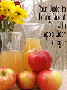All your questions about apple cider vinegar answered: When and how often to drink? What to mix it with? How can it help you lose weight healthily?
