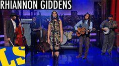 "Rhiannon Giddens: ""Waterboy"" - David Letterman"