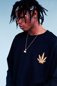 Joey Bada$$ for SSENSE