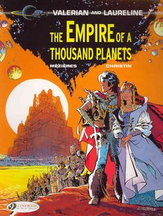 Exploring Syrte, the capital planet of a system of one thousand worlds, agents Valerian and Laureline must decide whether this decaying empire poses any danger to Earth.