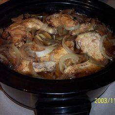 Crock Pot Adobo Chicken Recipe