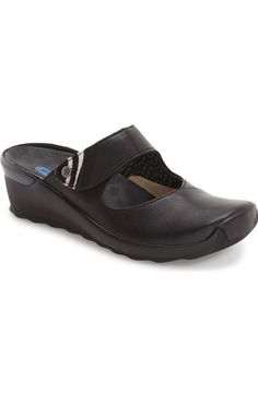 Wolky 'Up' Mary Jane Clog (Women) available at #Nordstrom