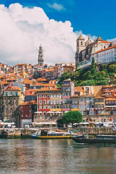 14 Fantastic Things To See In Porto - Portugal Portugal is one epic country to explore and, possibly, one of the most gorgeous countries in Europe! Now, I know, that's a pretty mean feat to say but there are so many places in Portugal Road Trip Portugal, Best Places In Portugal, Portugal Travel Guide, Visit Portugal, Spain And Portugal, Lisbon Portugal, Cool Places To Visit, Places To Travel, Places To Go