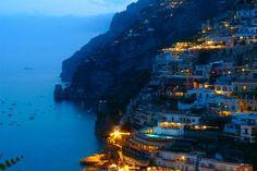 Positano evening - Amalfi coast