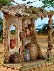 Christmas, Halloween, and Everyday Collectibles Emporium Catholic Bible, Miniature Houses, Mini Houses, Christmas Nativity, Small World, Bird, Outdoor Decor, Belem, Home Decor