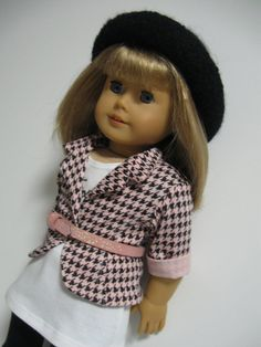 American Girl Doll Tres' Chic by 123MULBERRYSTREET on Etsy, $28.00