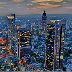 Concrete Jungle: Frankfurt / Main