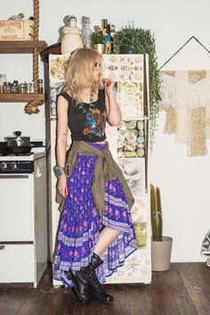 bohemian fashion | Tumblr