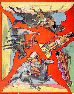 Cowboys and Indians 1938 Saafield #215 – Bobe – Picasa Nettalbum