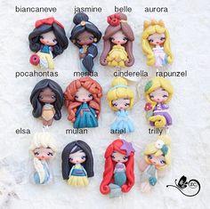 Disney princesa disney/princesas/pulsera colección/plata 925
