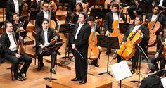 Dudamel y la Bolívar dejan su impronta musical y pedagógica en Bogotá